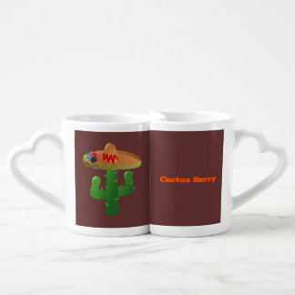 Cactus Berry Drink Recipe Lovers Mug