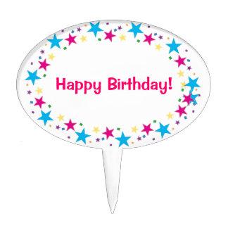 Cake Pick Happy Birthday