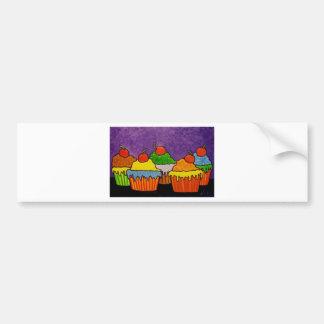 Cakes for Dessert Bumper Sticker