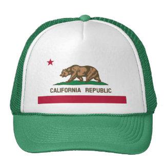 California Flag Cap