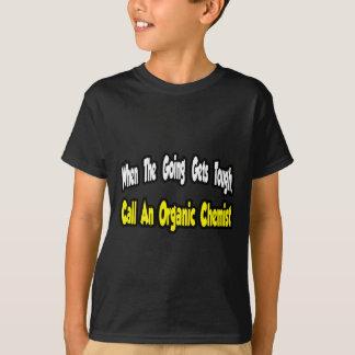 Call an Organic Chemist T-shirt