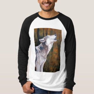 """""""Call of the Wild"""" Wolf reproduction Shirt"""