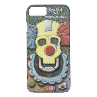 Callous the Crying Clown iPhone 7 Case