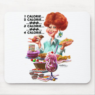 Calorie Counter Mouse Pad