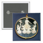 Cameo commemorating the Naval victory of 15 Cm Square Badge