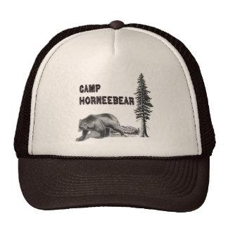 Camp Horneebear Cap
