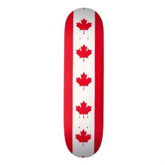 Canada Flag Skateboards