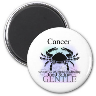 Cancer About You 6 Cm Round Magnet