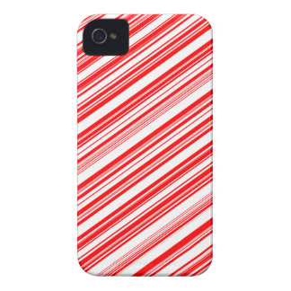 Candy Cane Christmas 4Burt Case-Mate iPhone 4 Case