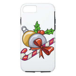 Candy Cane Fun iPhone 7 Case