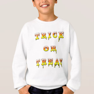 Candy Cone Trick or treat T-shirts