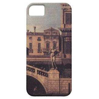 Capriccio: The Ponte della Pescaria and Buildings iPhone 5 Cases