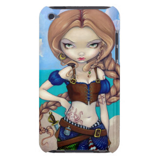 """Captain Molly Morgan"" iPod Touch Case"