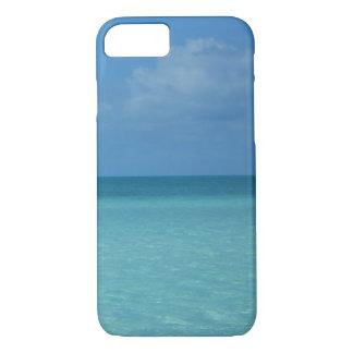 Caribbean Horizon Tropical Turquoise Blue iPhone 7 Case