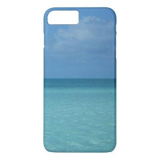 Caribbean Horizon Tropical Turquoise Blue iPhone 7 Plus Case