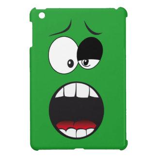Caricature désolé étonnement iPad mini cases