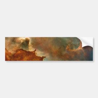 Carina Nebula Detail Bumper Sticker