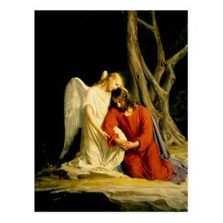 Carl Heinrich Bloch - Gethsemane Postcard