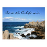 Carmel California Postcard