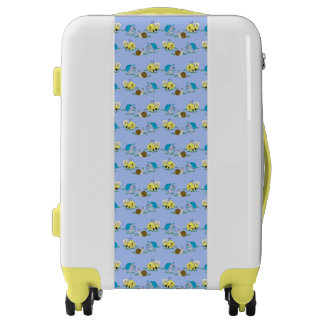 Carry On Luggage Suitcase/Bumble Bee's