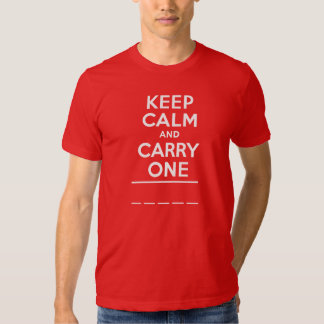 Carry One Tshirt
