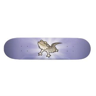 Cartoon Bearded Dragon / Rankin Dragon Skate Deck