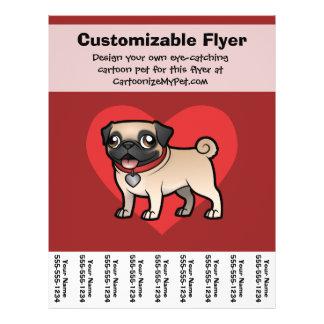 Cartoonize My Pet 21.5 Cm X 28 Cm Flyer