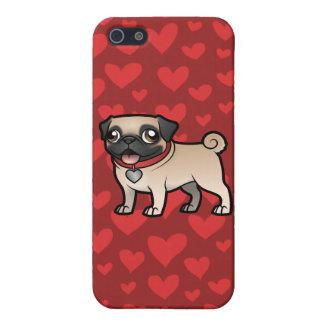 Cartoonize My Pet iPhone 5/5S Cases