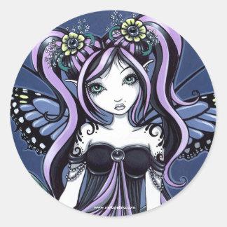 Cassandra Flower Fairy Stickers