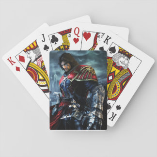 castlevania Cover Playing Cards