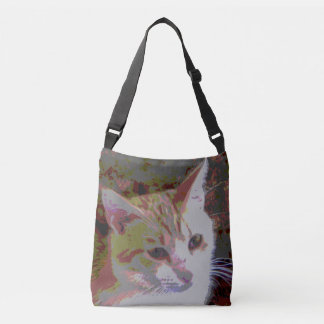 cat effects tote bag