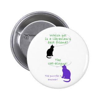 Cat-toons 6 Cm Round Badge