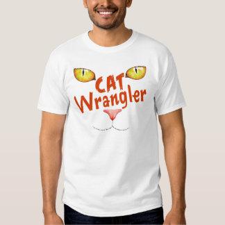 Cat Wrangler Tshirt