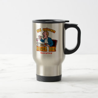 Caterers Stainless Steel Travel Mug