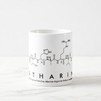 Catharina peptide name mug