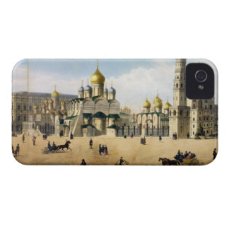 Cathedrals of the Annunciation and the Archangel, iPhone 4 Case-Mate Case