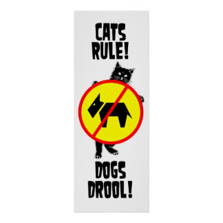 Cats Rule... Poster