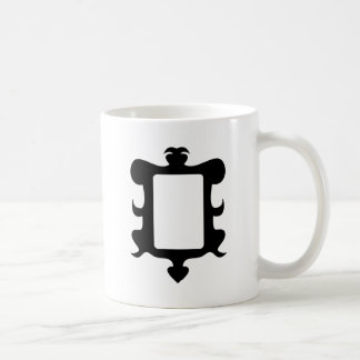 CBathSilP13 Basic White Mug