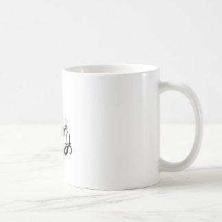 CChandeSilP7 Basic White Mug