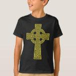 Celtic Cross 2 gold Shirts