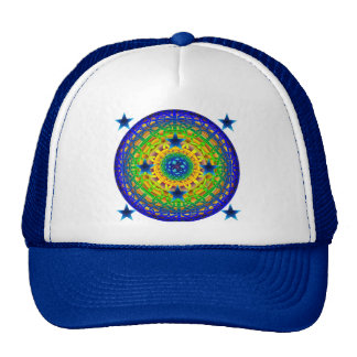 Celtic Earth Orb Cap