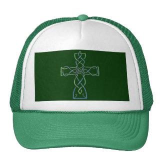 Celtic Knotwork Cross, Hat
