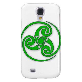 Celtic Spiral Galaxy S4 Case