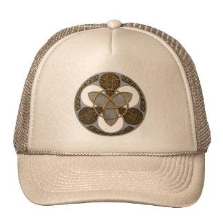 Celtic Trinity Shield Cap