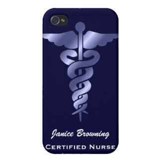 Certified Nurse Assistant I for 4 iPhone 4/4S Cover