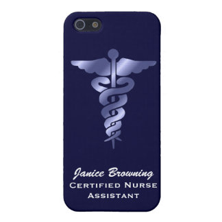 Certified Nurse Assistant iPhone 5/5S Cover
