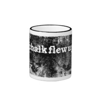 chalk flew up mug