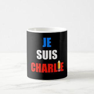 charlie basic white mug