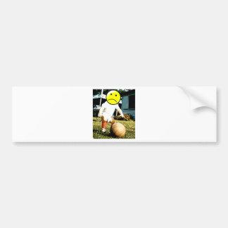 Chase Ball Bumper Sticker