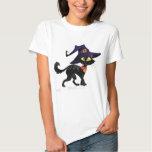 Chat noir Halloween Tshirts